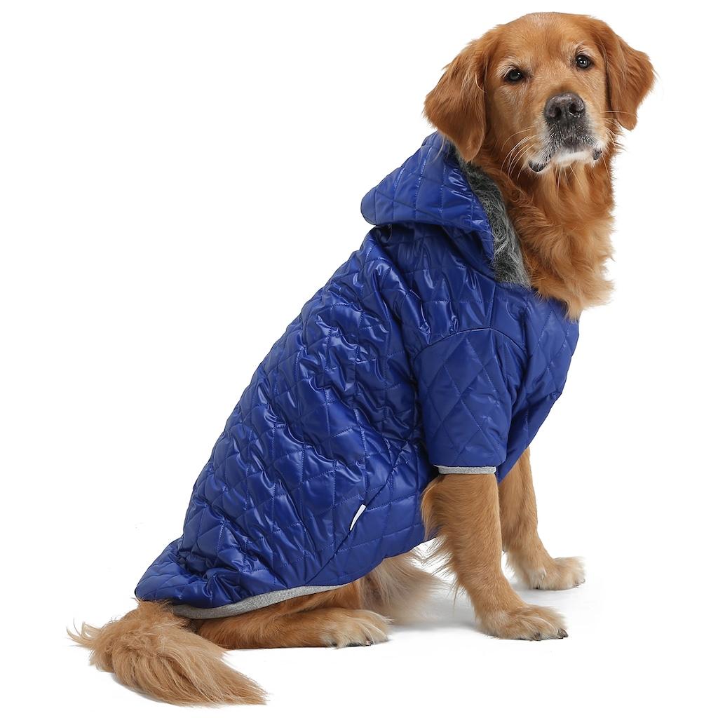 Köpek Yağmurluğu ile Evcil Hayvanınıza Şıklık Katın