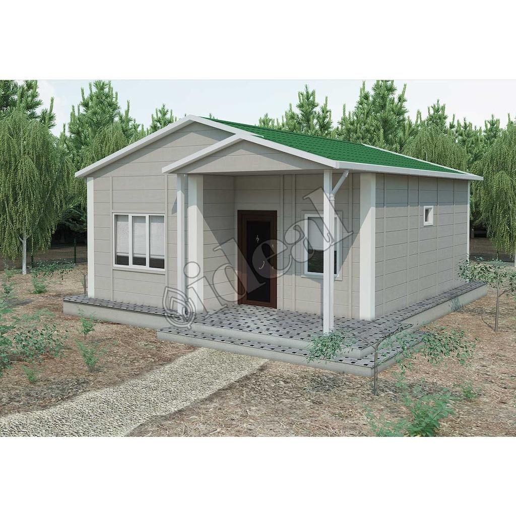 53 m 2 1 prefabrik ev ideal ev