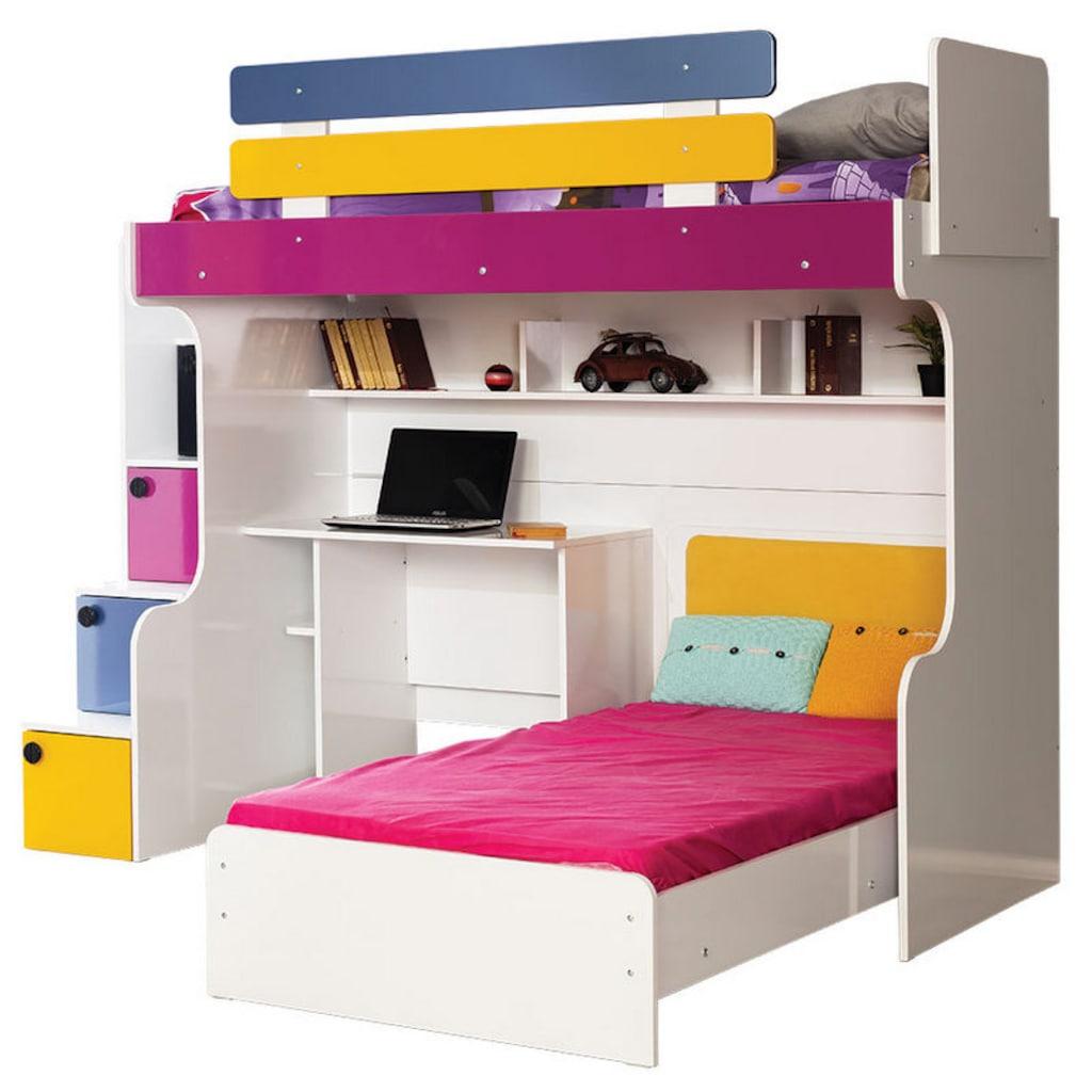 Çocuk Odası İçin Ranza Modelleri