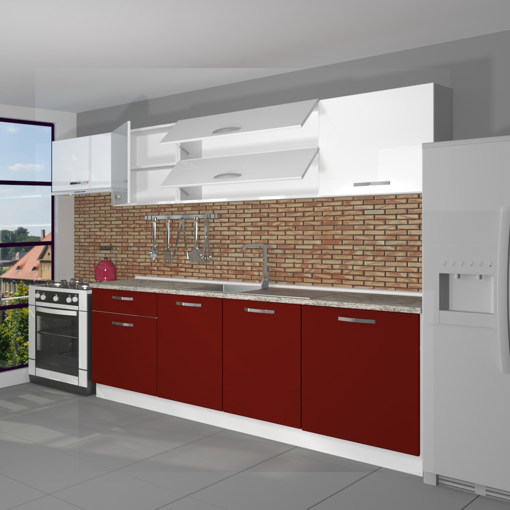 Hazır Mutfak Takımları Estetik Tasarımlar Sunuyor