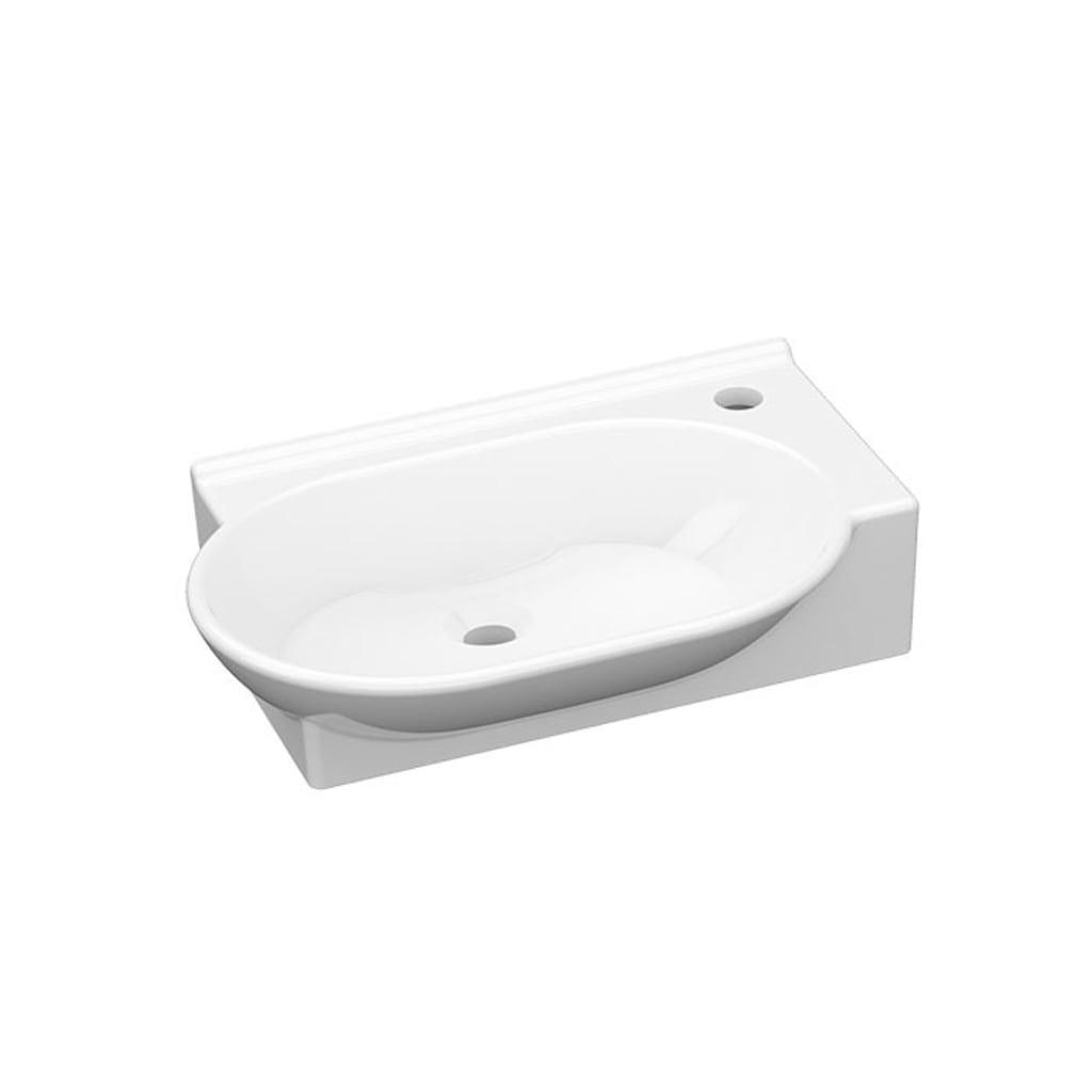 İdevit   myra dolap uyumlu lavabo (26x50) - n11