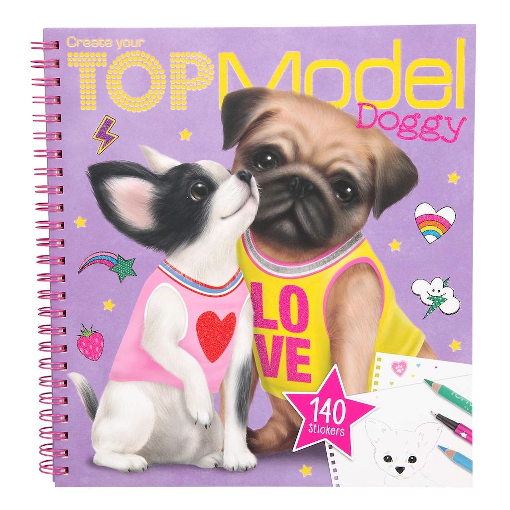 Topmodel Köpek Boyama Kitabı 10190 N11com