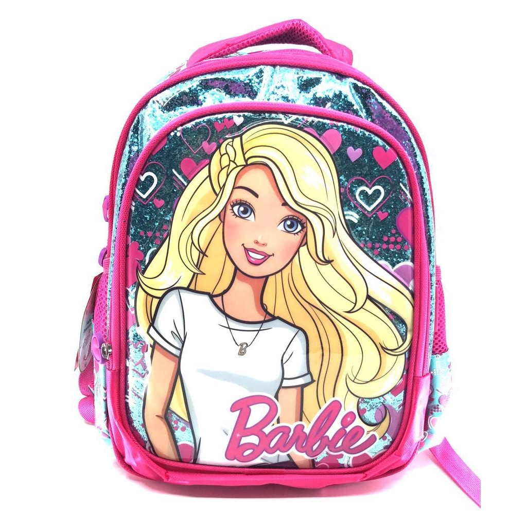 0dc89a041f9ac Hakan Çanta Barbie Okul Çantası 88894 - n11.com