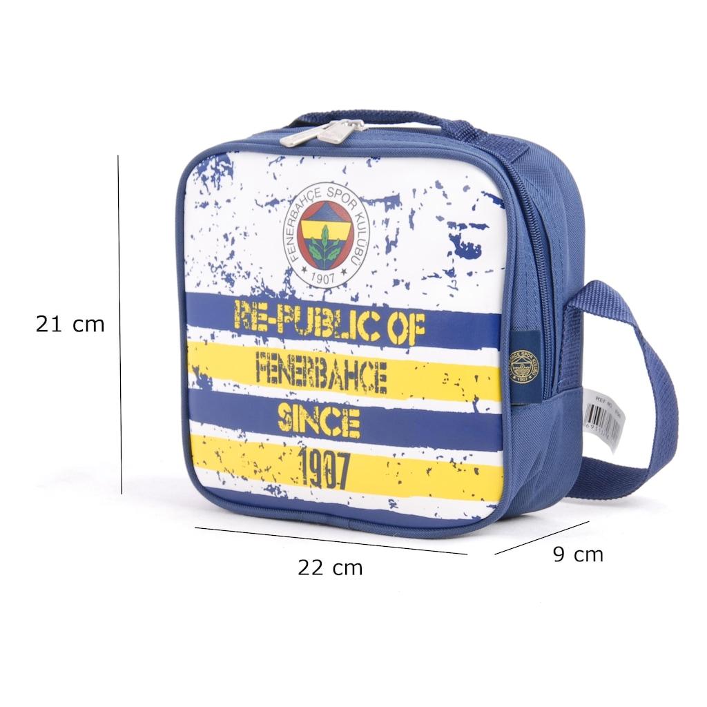 5022adb535686 Hakan Çanta Fenerbahçe 87049 Lisanslı Beslenme Çantası - n11.com