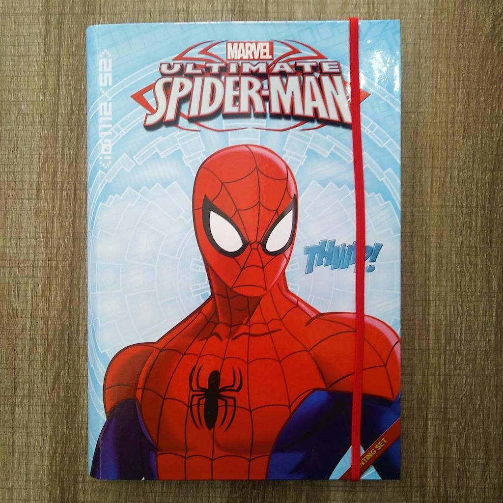 Ultimate Spider Man Boyama Seti N11 Com