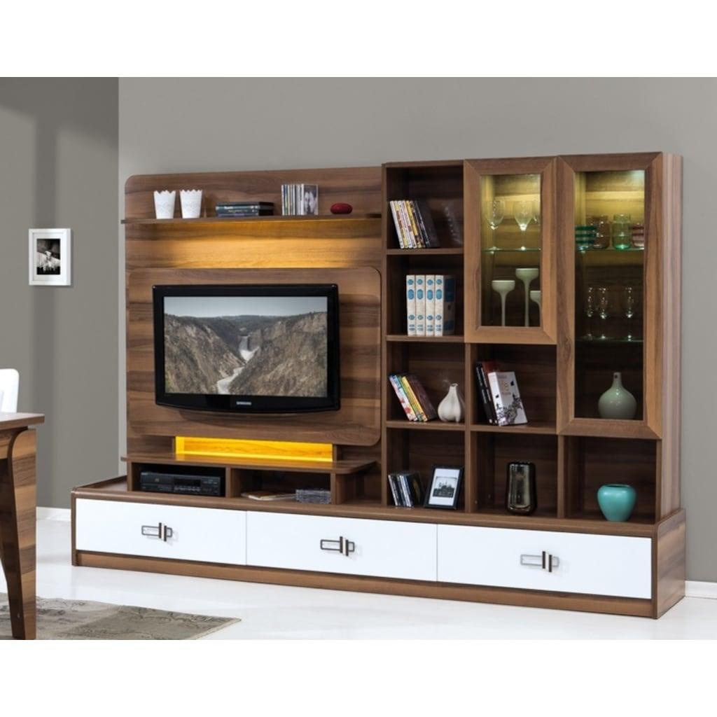 Verzauberkunst Möble Referenz Von Demirel Möble-begüm Tv Ünitesi