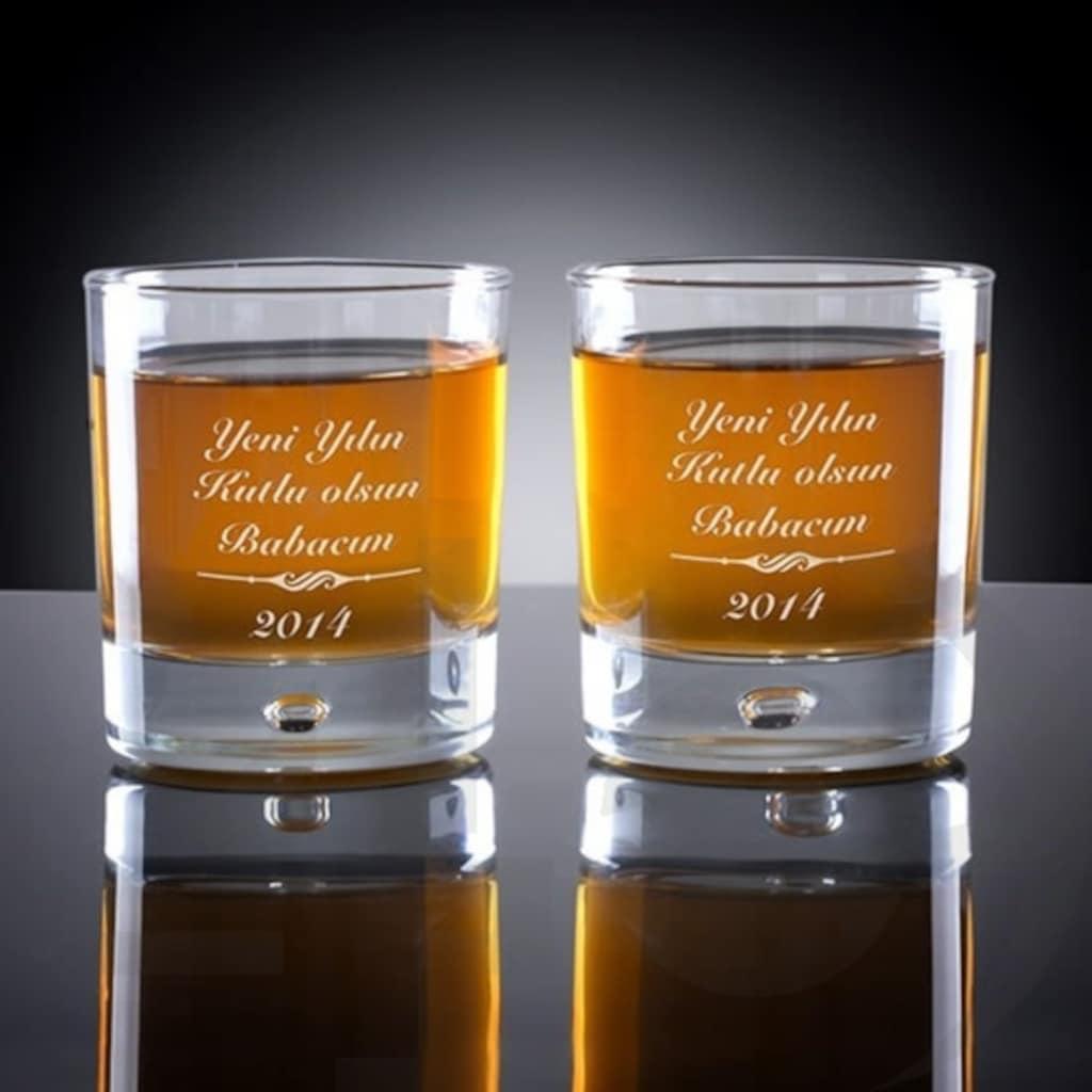Bezrat 6lı Viski Bardağı Seti 11734