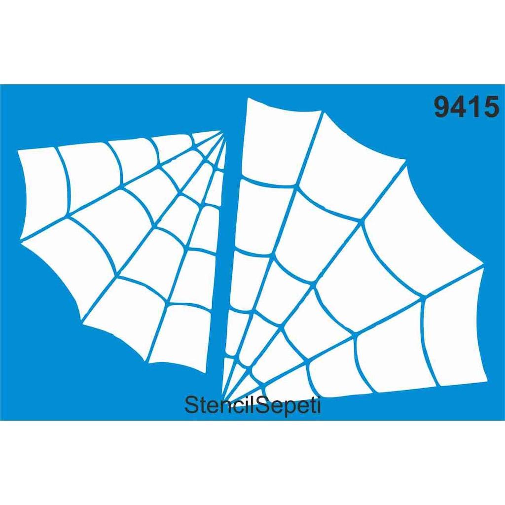 Orumcek Agi Stencil Ahsap Boyama Sablonu N11 Com