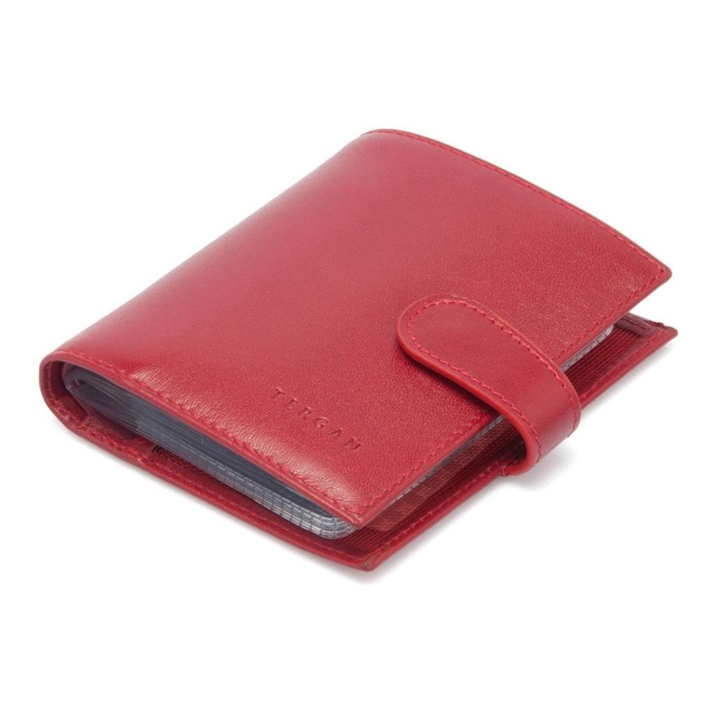 736861989c76a Tergan Kırmızı Deri Kredi Kartlık -01323c71 - n11.com