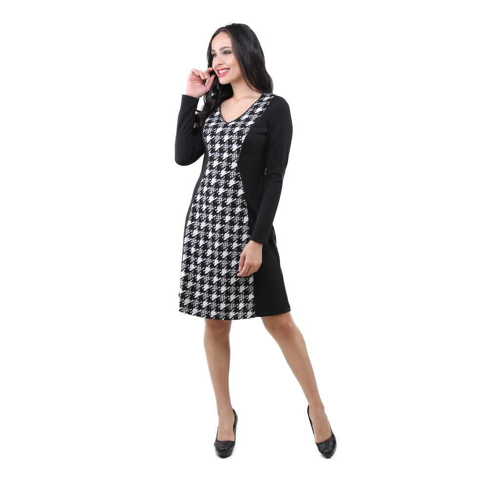 80880ad376b12 2965 Dodona Siyah Şık Abiye Gece Kışlık Elbise - n11.com