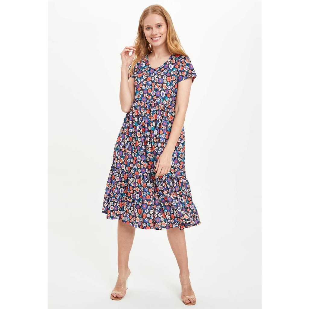 Dolaplarınızın Vazgeçilmezi Olacak DeFacto Elbise Modelleri