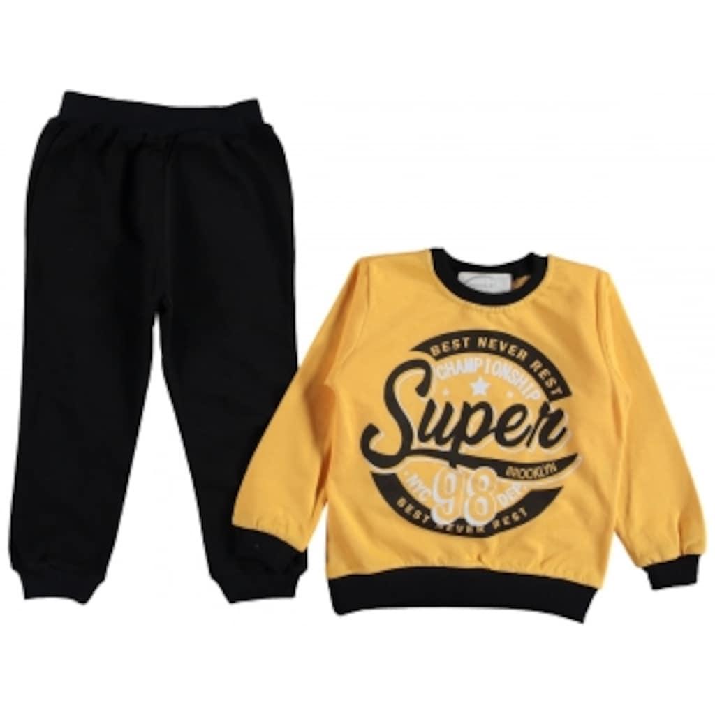 Nitelikli Yapılardaki Erkek Çocuk Sweatshirt Ürünleri