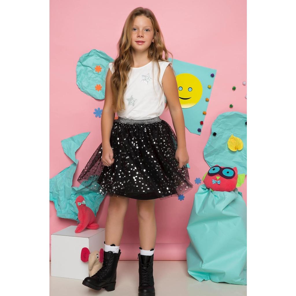 Moda Genç Kız Tütü Etek Trendi Ve Kombini