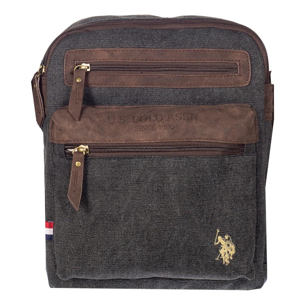 8cef9d1f6b90b U.s. Polo Assn. Evrak Çantası Plevro7155 Antrasit - n11.com
