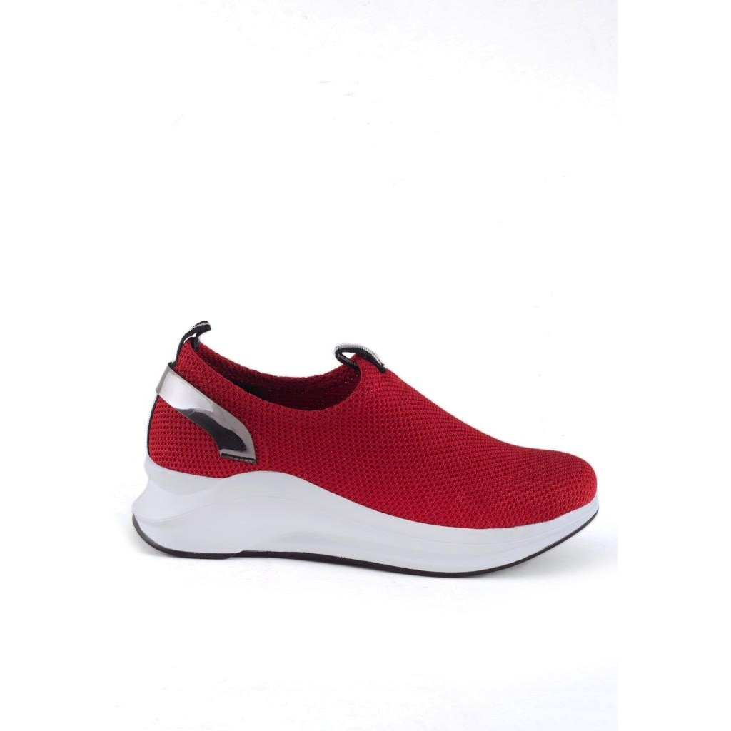 30df90381028b Caprina Kırmızı Bayan Spor Ayakkabı - n11.com