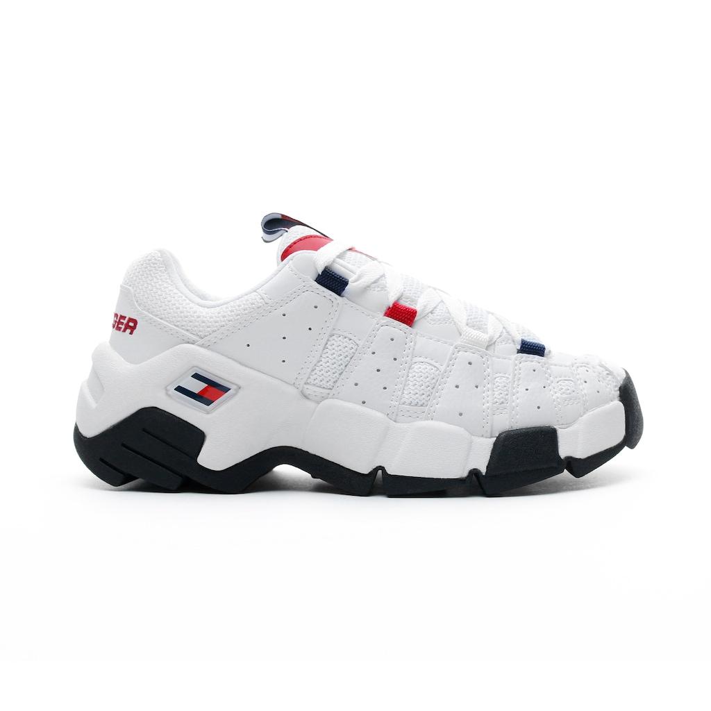 Tommy Hilfiger Heritage Chunky Kadin Beyaz Spor Ayakkabi En0en0 Fiyatlari Ve Ozellikleri