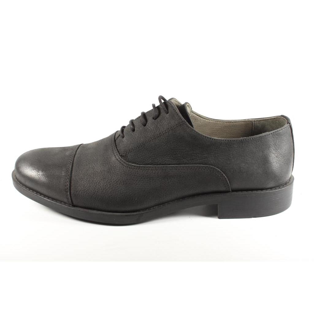 Pablo 213-454 Siyah Nubuk Erkek Ayakkabı