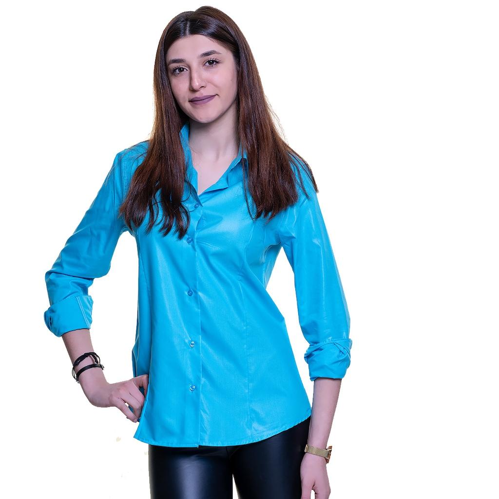 Kadın Gömlek Üretimi