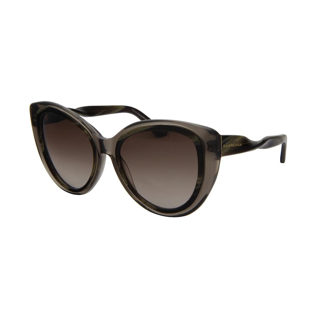 Balenciaga Gözlük ile Güneşe Karşı Tam Koruma