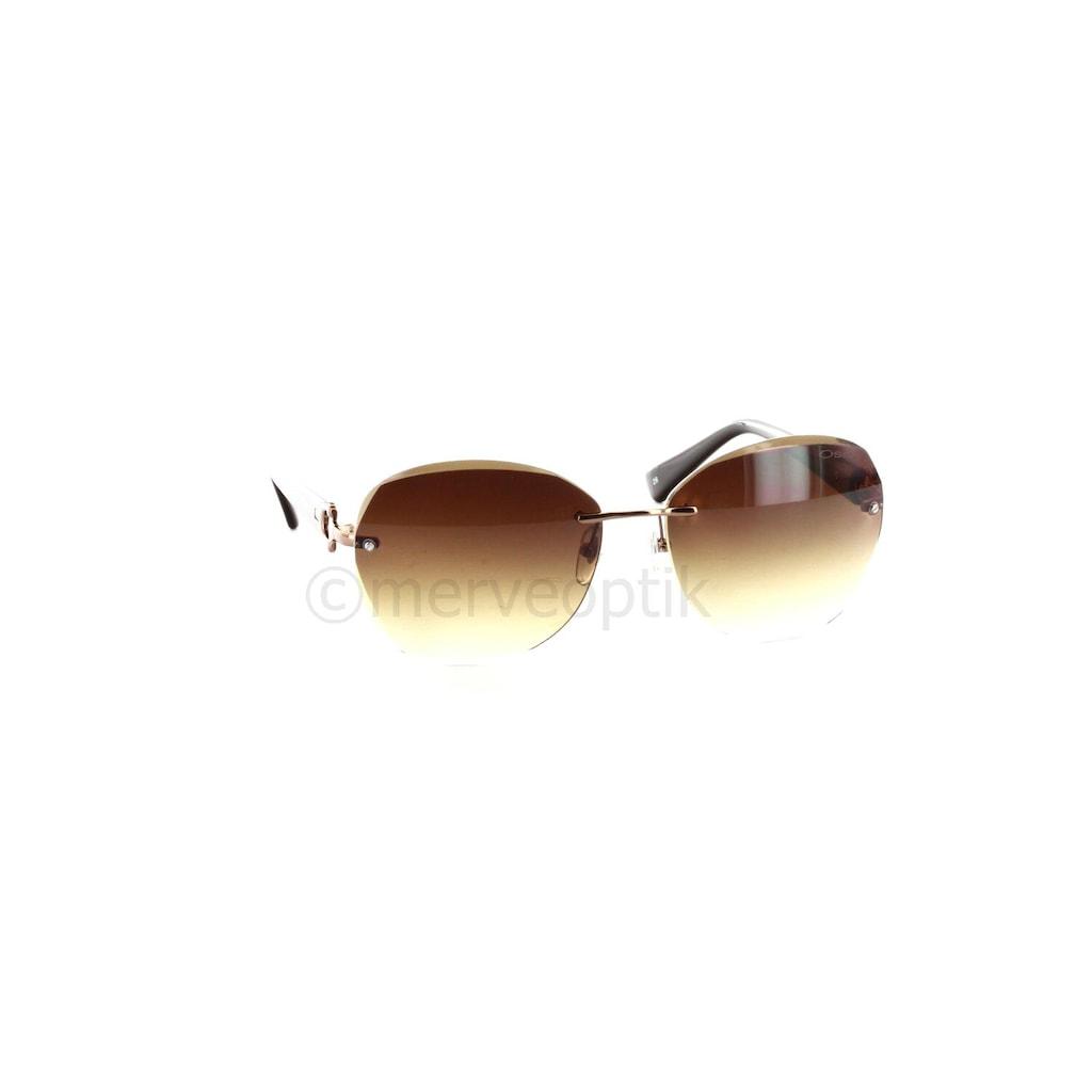 Renkli Çerçevelerden Meydana Gelen Osse Güneş Gözlükleri