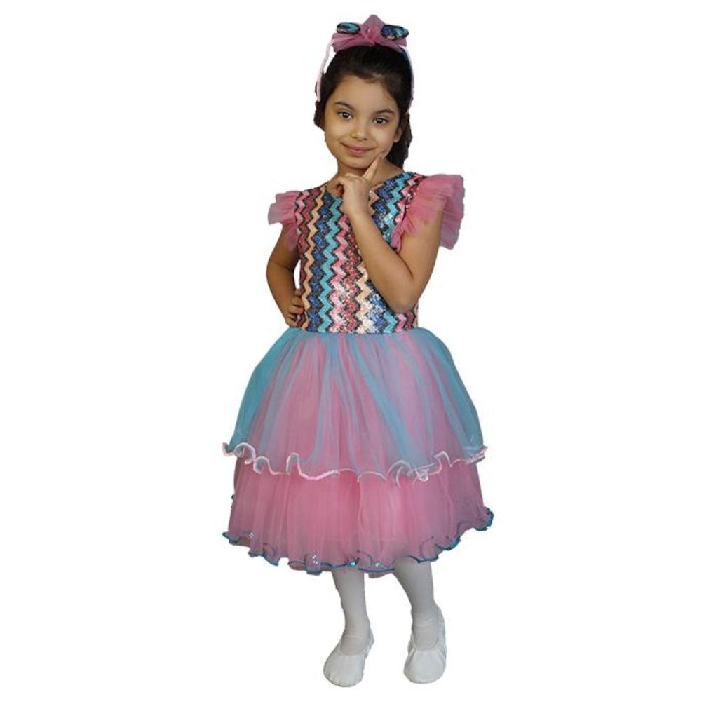 d1bb02095c54f Özel Tasarım Mezuniyet Abiyesi - Kız Çocuk Kıyafeti - Çocuk Abiye ...