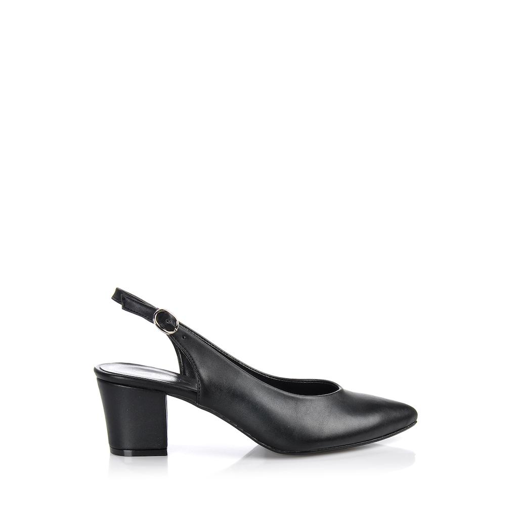 Klasik Topuklu Ayakkabı ile Konfor Sizinle