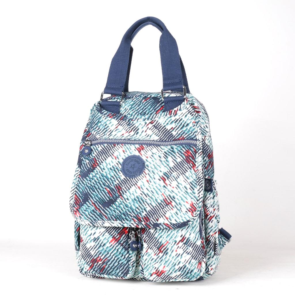 221d306b1c5f9 Krinkıl Kumaş Bayan Sırt Çantası Smart Bags 1174-95 Desenli - n11.com
