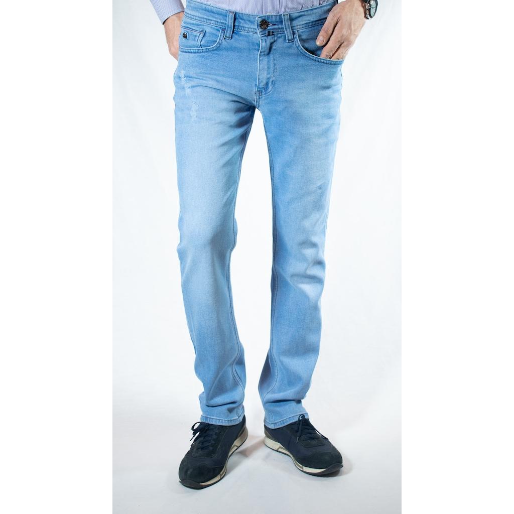 8a0399720e11c Exibit Açık Mavi Erkek Kot Pantolon - n11.com