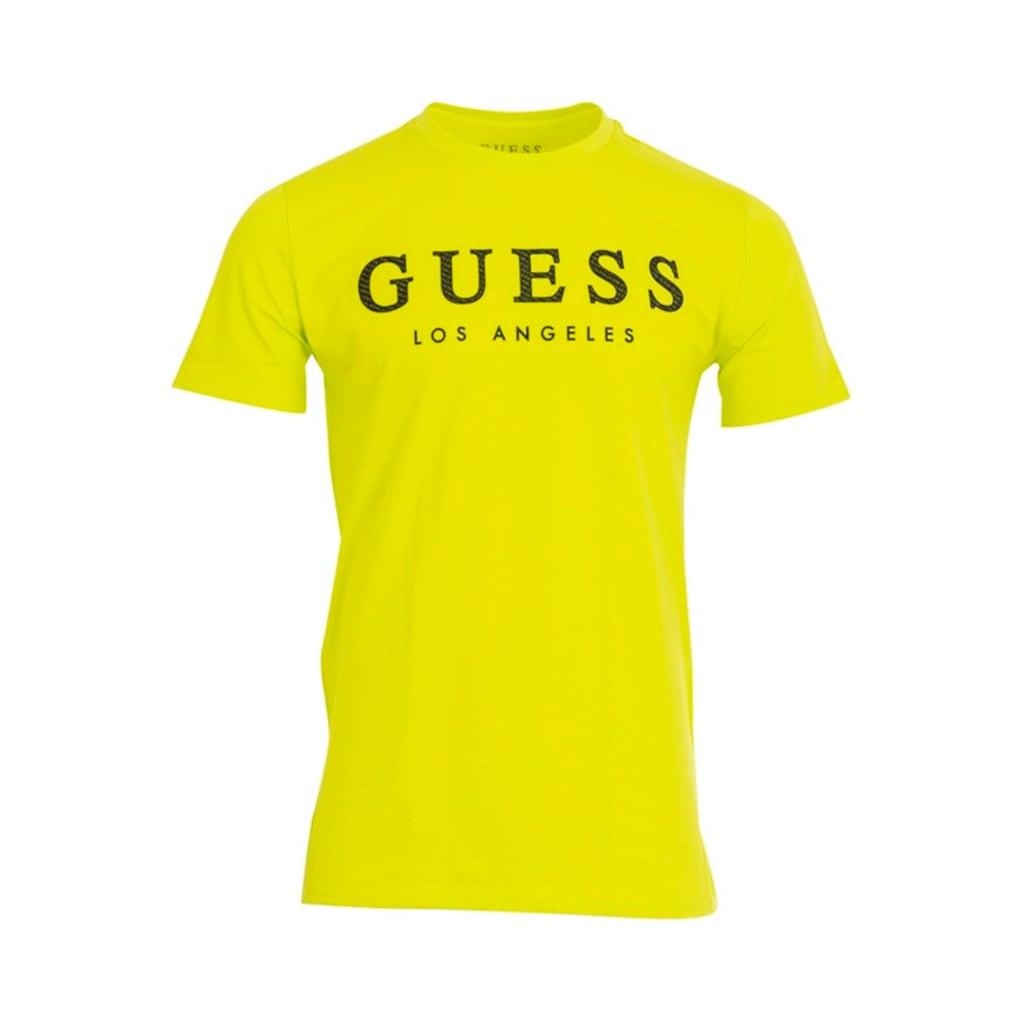 Guess Erkek Tişört ile Şık ve Modern Kombinler