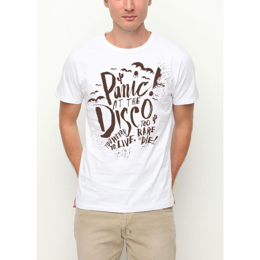 5170681db Panic At The Disco Unisex T-shirt - n11.com