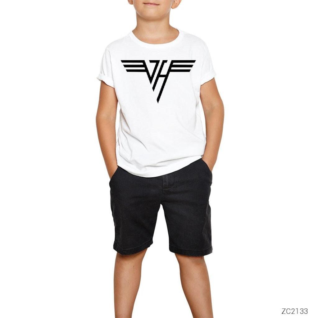 Van Halen Logo Classic Çocuk Tişört Fiyatları ve Özellikleri