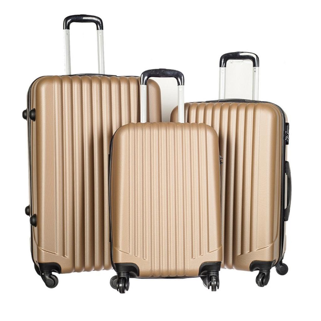 Seyahatlerin Vazgeçilmez Ürünleri Valiz Seti Modelleri