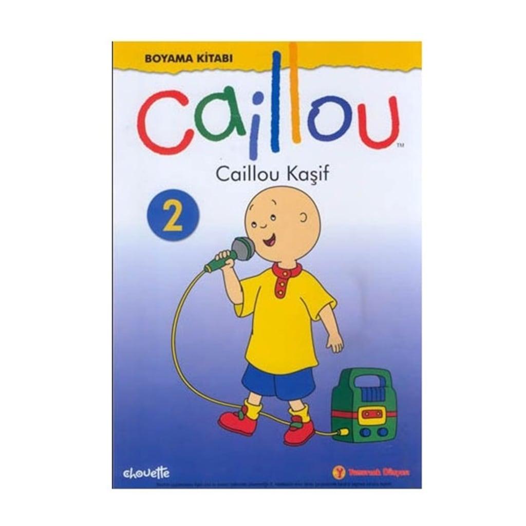 Dunya Caillou Boyama Kitabi 1den 8e N11 Com