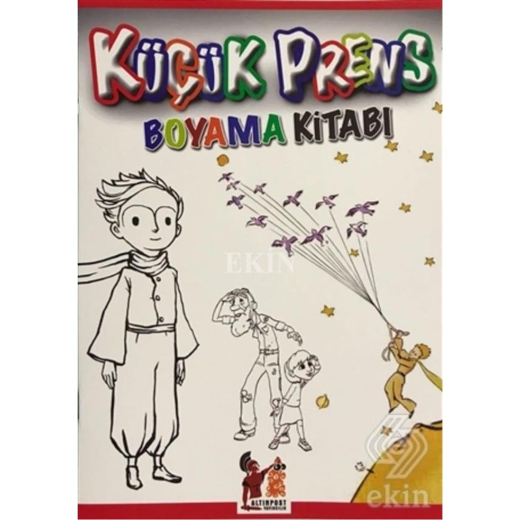 Küçük Prens Boyama Kitabı N11com