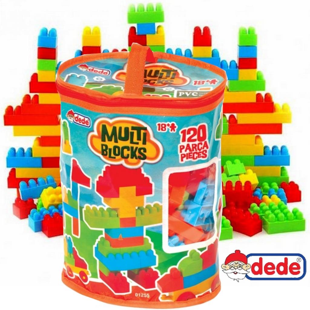 Yaratıcı Çocuklar İçin Dede Oyuncak Lego Setleri