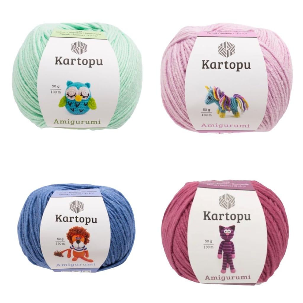 Kartopu Amigurumi Yarn, Cream - K025 | Yarn, Amigurumi, Etsy sales | 1024x1024