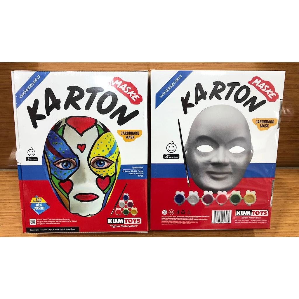 Maske Boyama Oyunu Hobi Ve Sanat Malzemeleri N11com