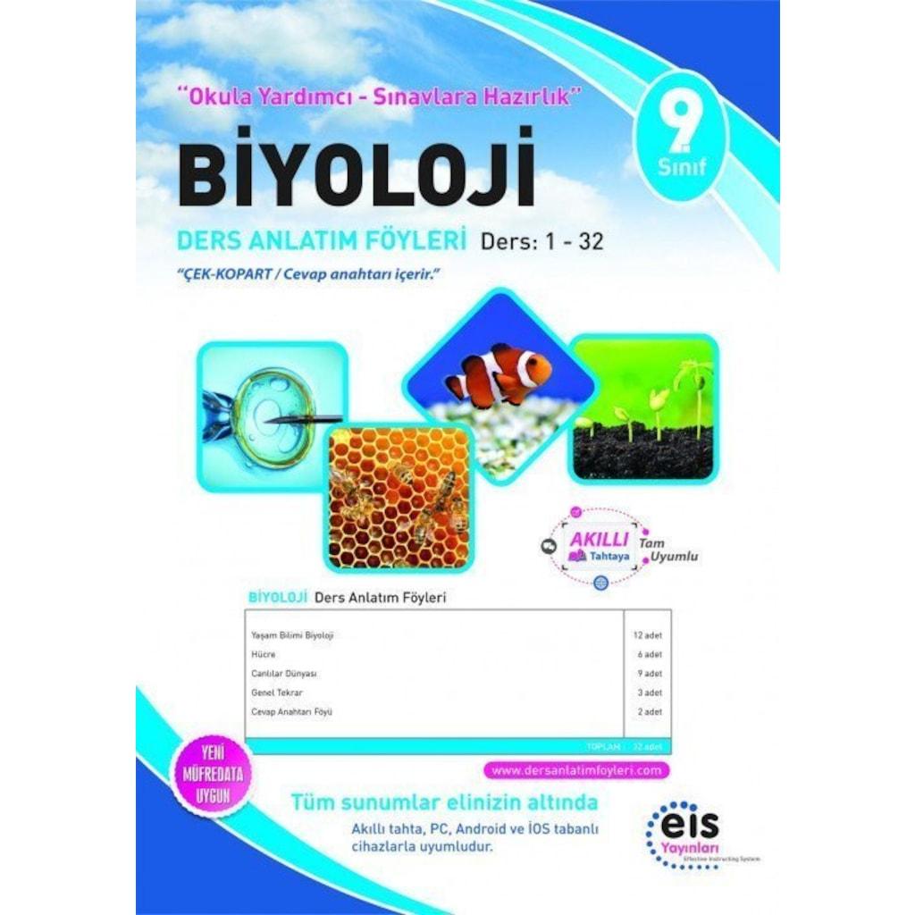 9sınıf Biyoloji Ders Anlatım Föyleri N11com