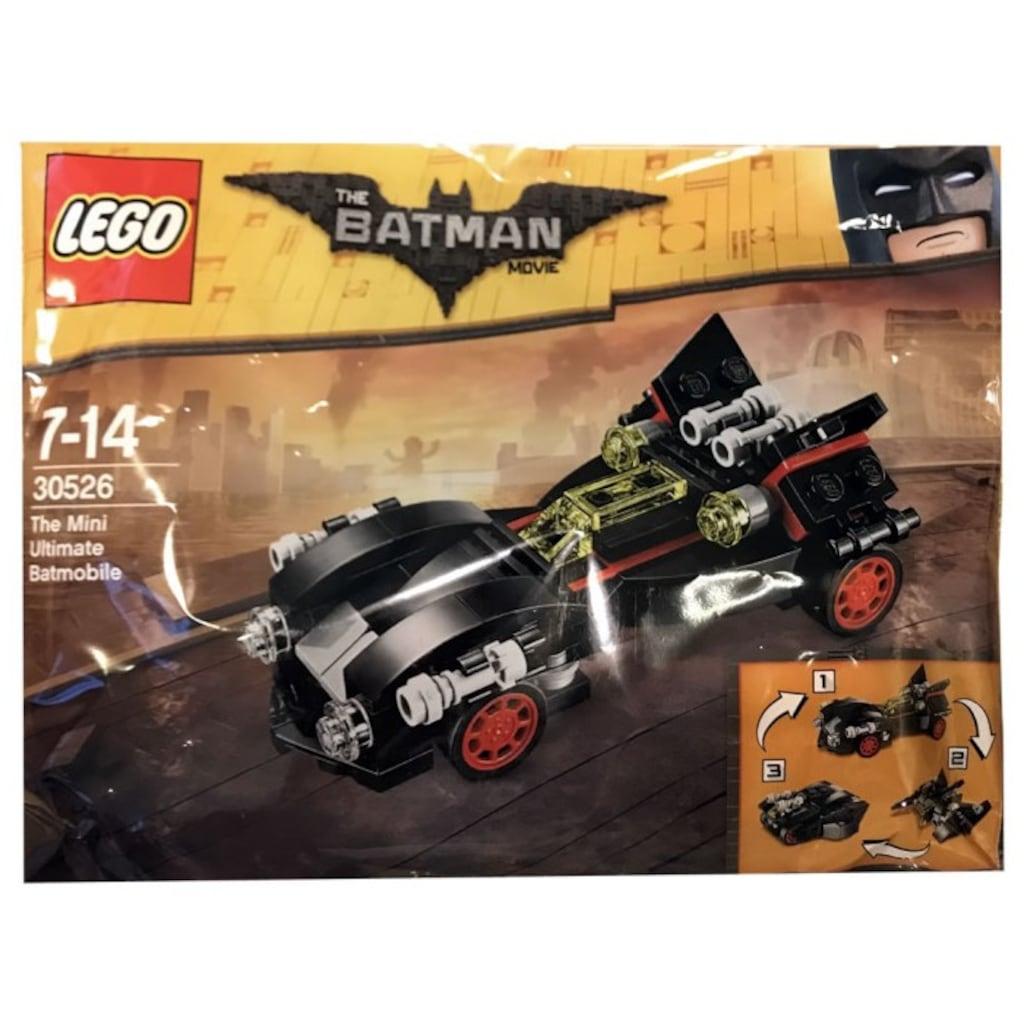LEGO Batman 30526 The Mini Ultimate Batmobile Fiyatları ve ...
