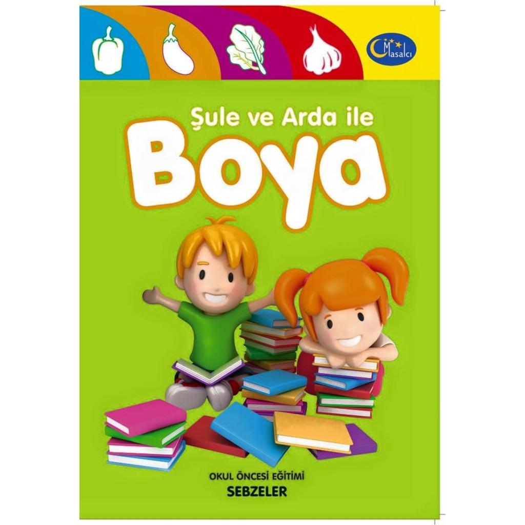 Kolay Boyama Sebzeler N11com