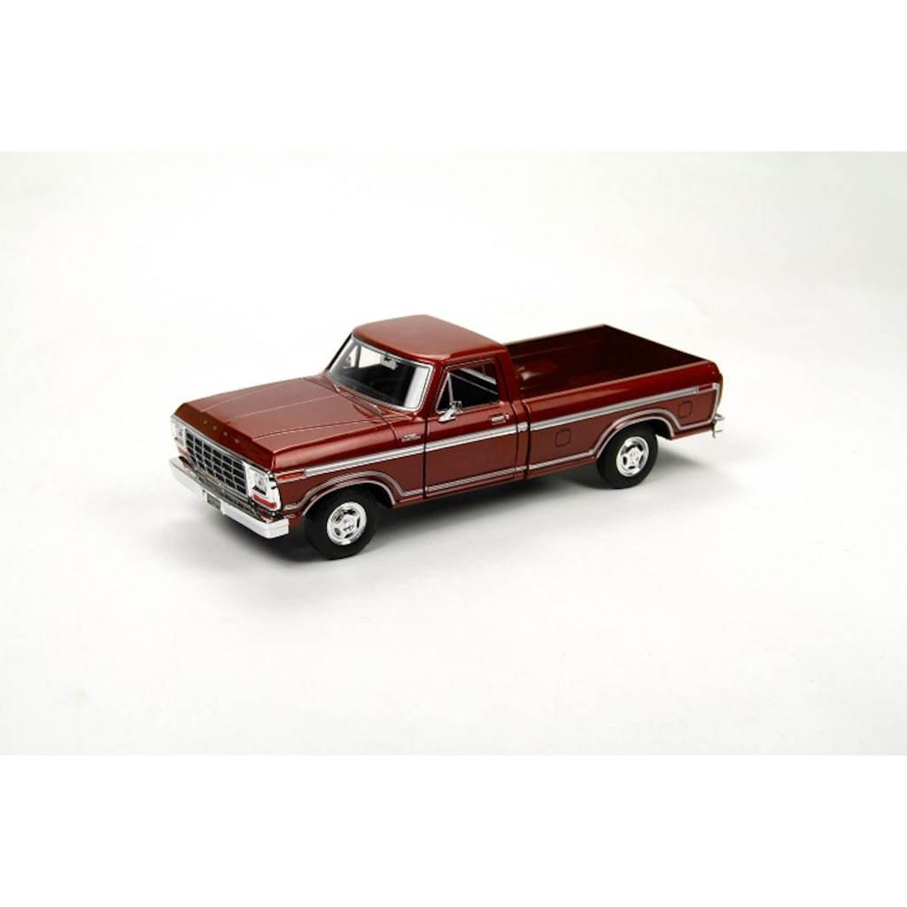 F 150 Custom >> Ford F 150 Custom 1979 Diecast 1 24 Pickup Kamyonet Model Pickup