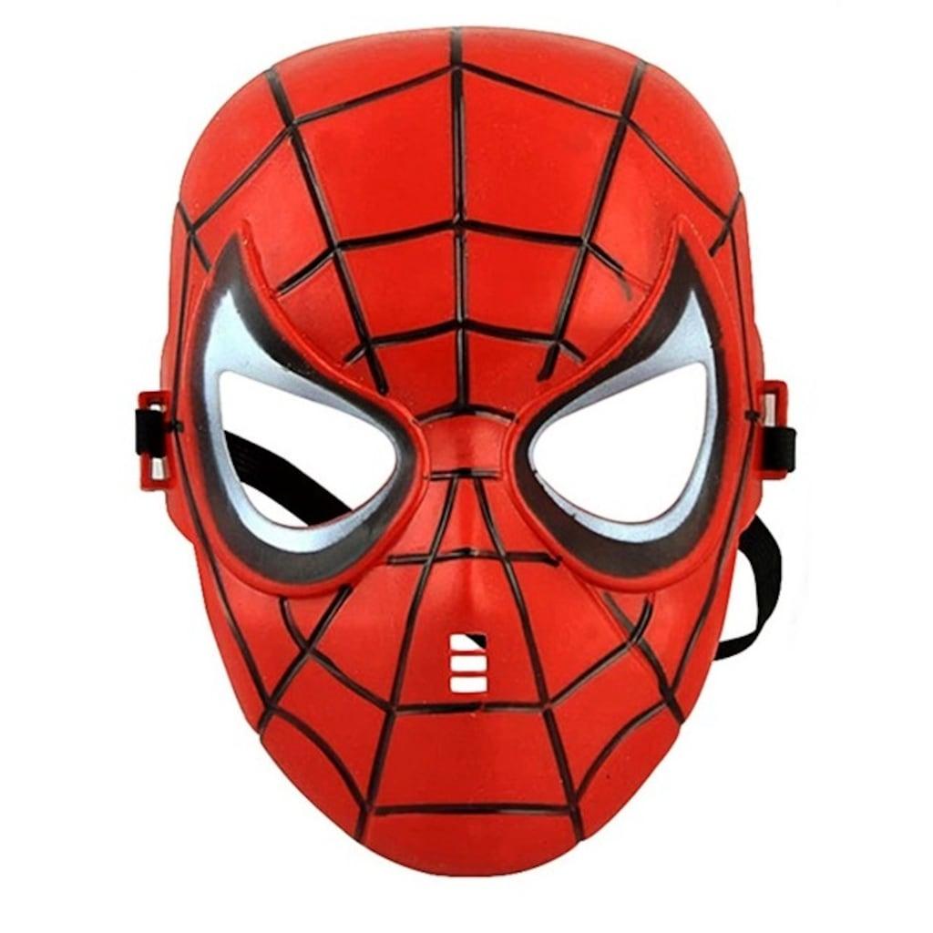 Spider Man Cocuk Maskesi Oyuncak Maske Orumcek Adam N11 Com