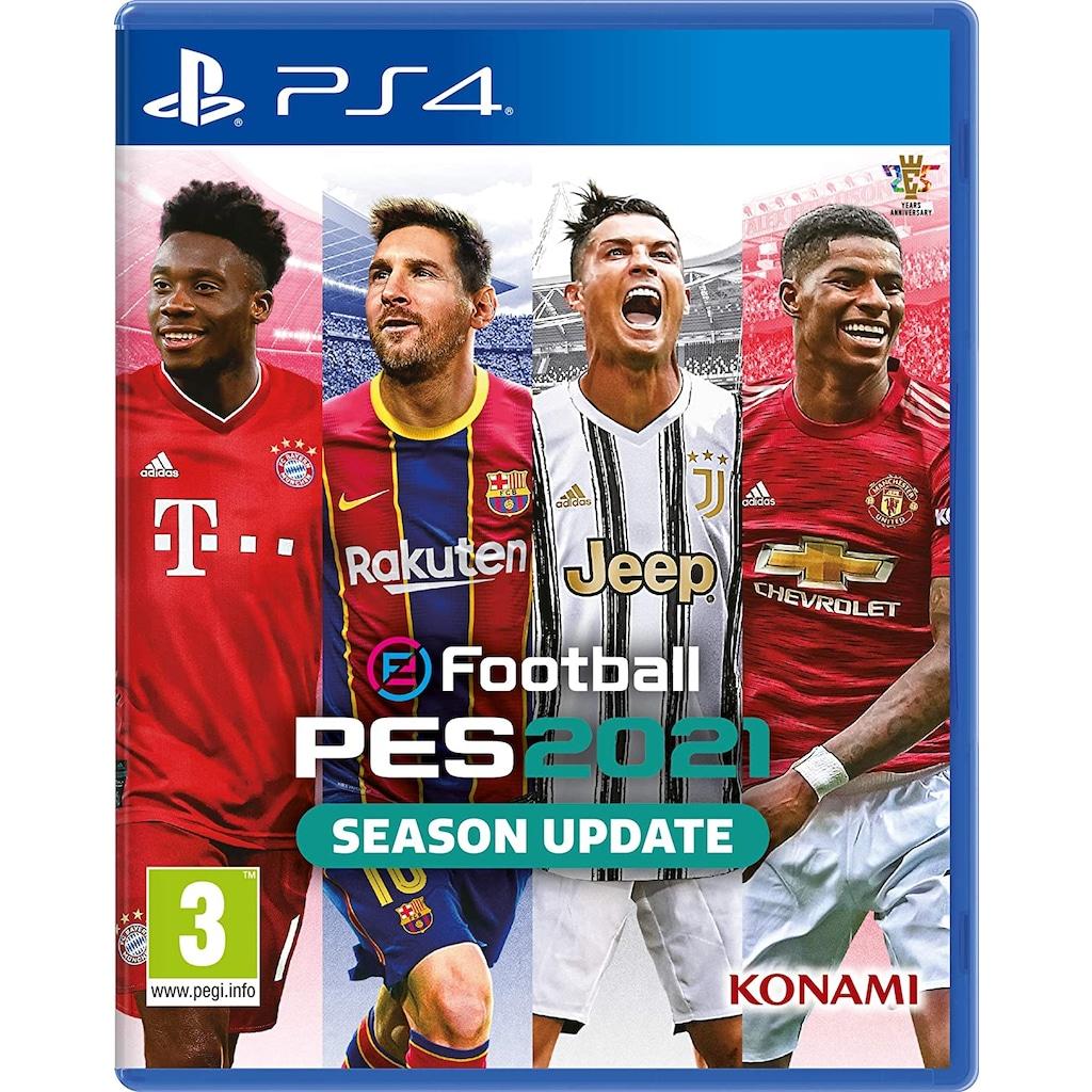 PS 4 Futbol Oyunları