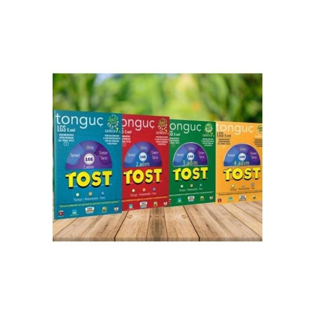 Tonguç Akademi 2020 Lgs Tost 8. Sınıf Ilk Dönem Tekrar Seti Fiyatları ve  Yorumları