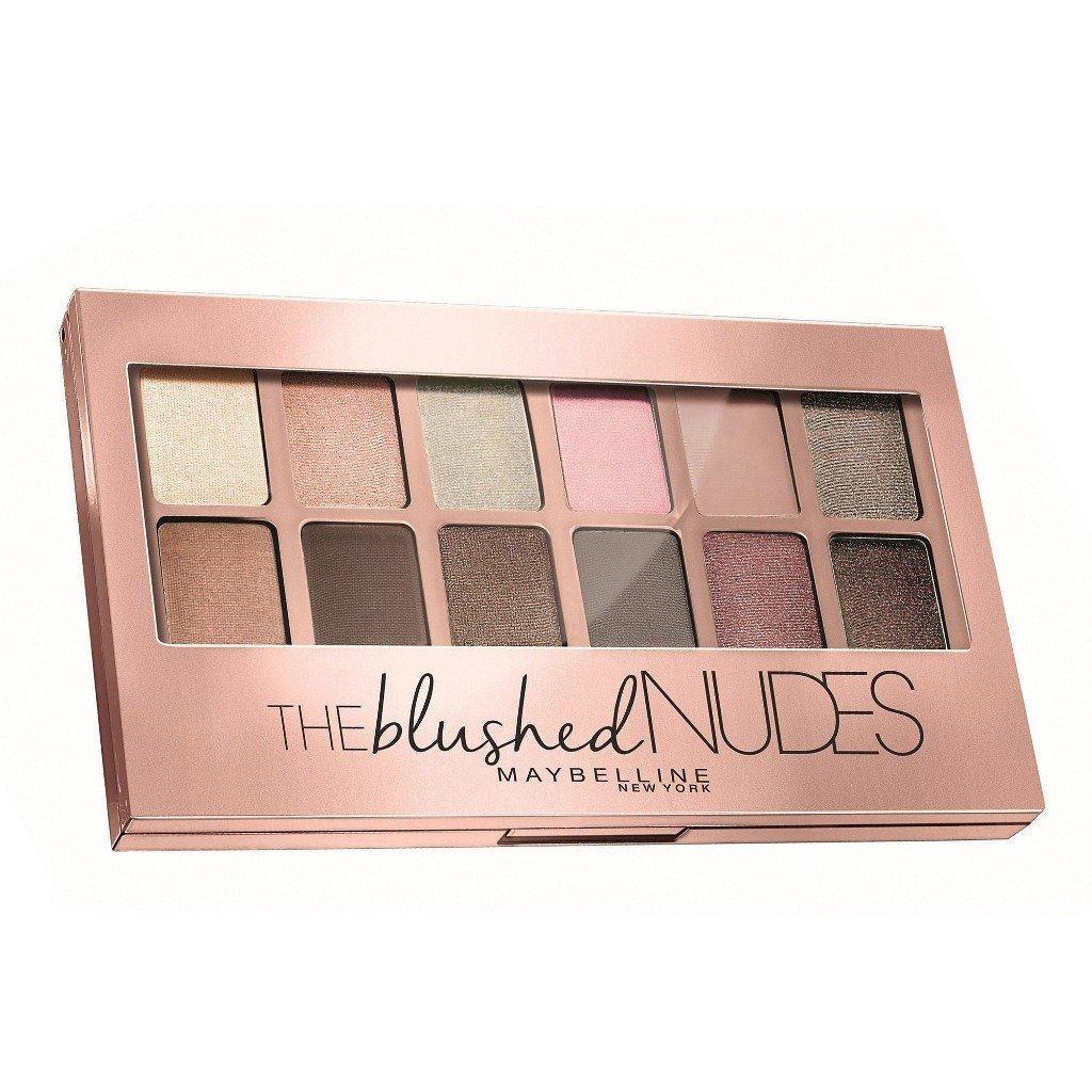 Maybelline The Blushed Nudes Far Paleti | Kağan Parfümeri