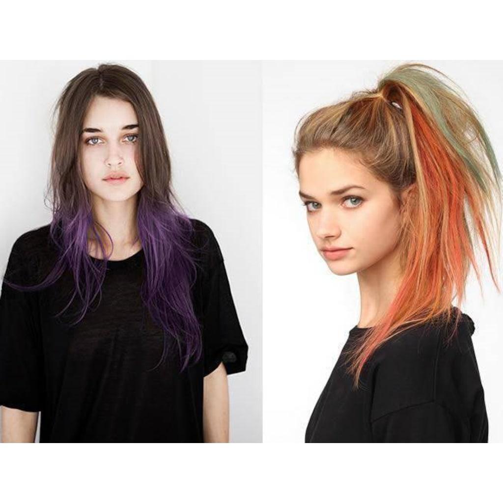 Saç Tebeşiri Nasıl Yapılır