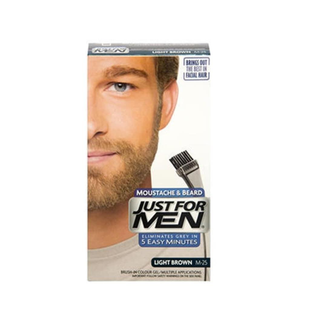 Just For Men Açık Kahve Sakal ve Bıyık Boyası M-25