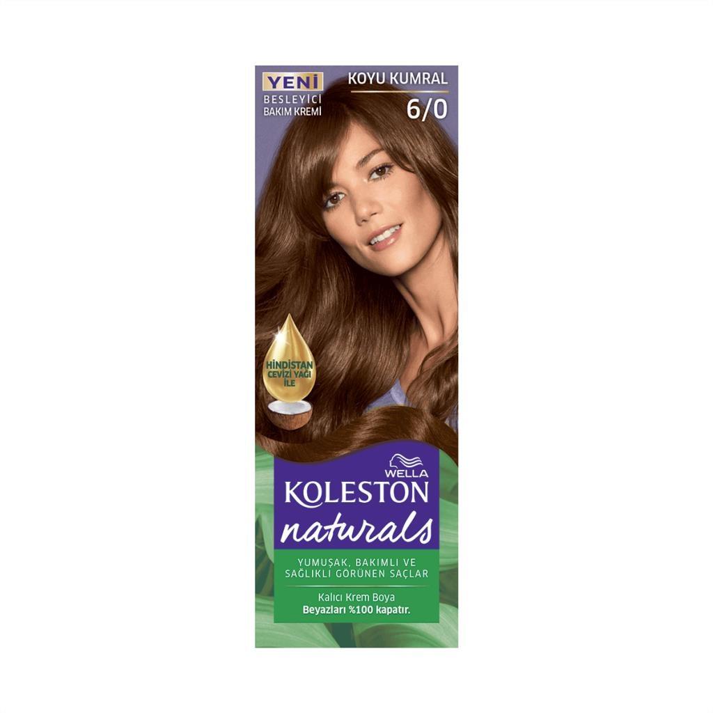 Koleston Naturals Sac Boyasi 6 0 Koyu Kumral Fiyatlari Ve Ozellikleri