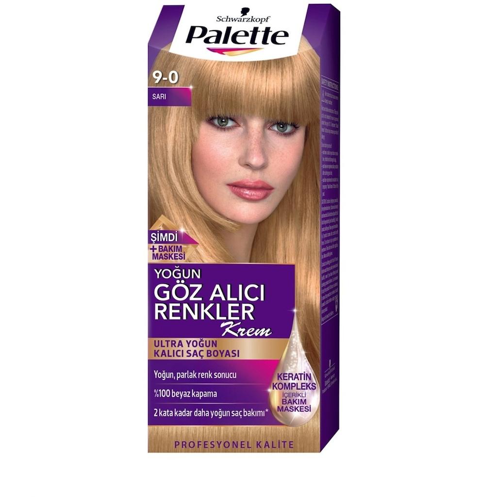 Palette 8 0 Koyu Sarı Saç Boyası N11com