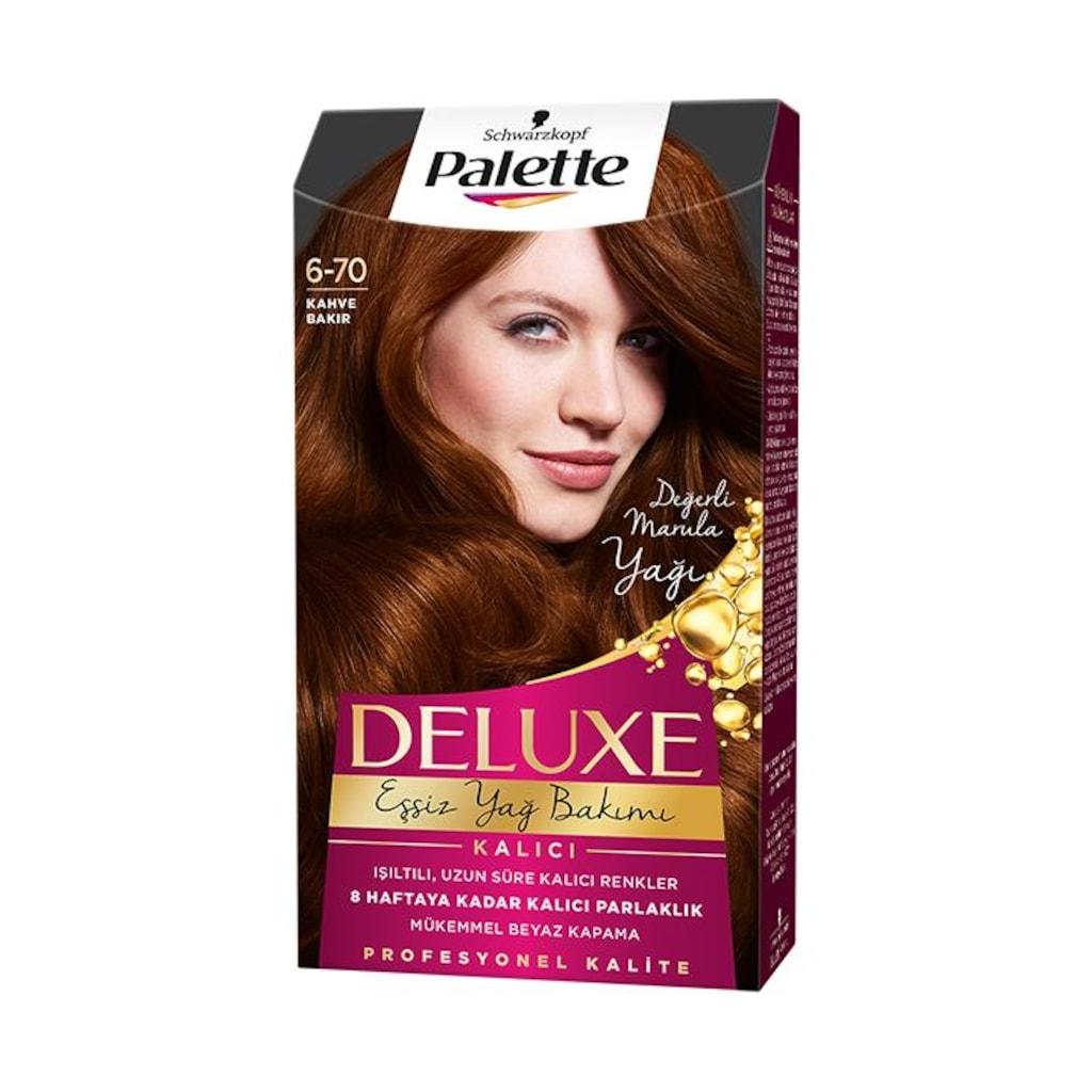 Saçlarınızı Derinlemesine Besleyen Palette Saç Boyaları